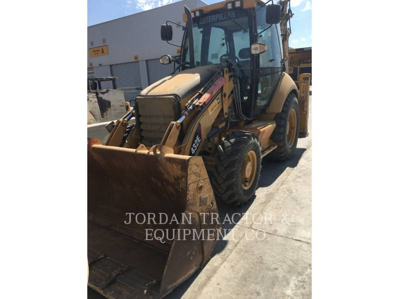 CATERPILLAR CHARGEUSES-PELLETEUSES 432E equipment  photo 1