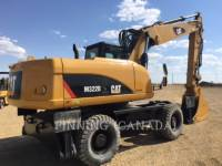 CATERPILLAR MOBILBAGGER M322D equipment  photo 4