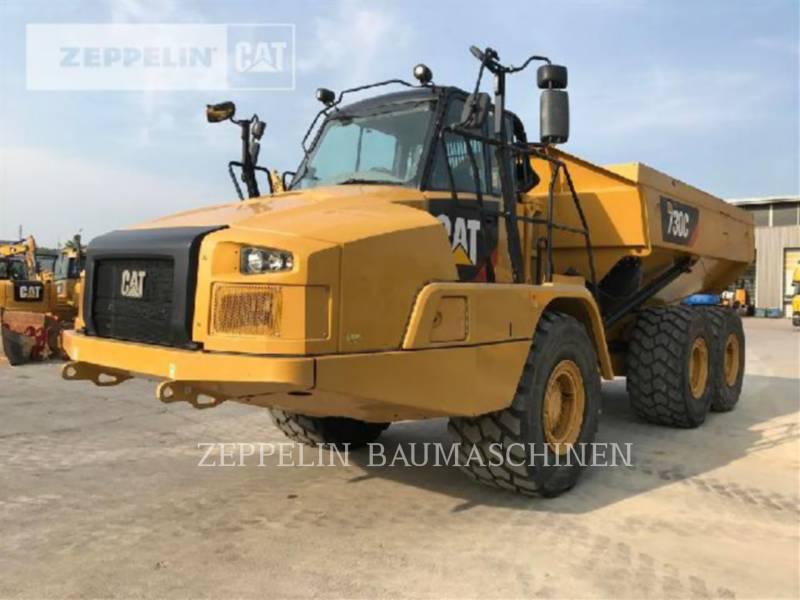 CATERPILLAR MULDENKIPPER 730C equipment  photo 10