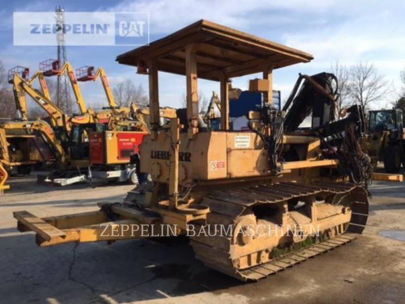 LIEBHERR TRACTEURS SUR CHAINES PR721 equipment  photo 3