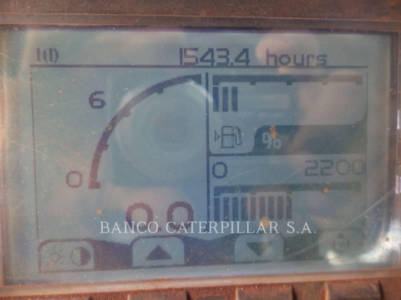CATERPILLAR SOPORTE DE TAMBOR ÚNICO VIBRATORIO CP54B equipment  photo 9