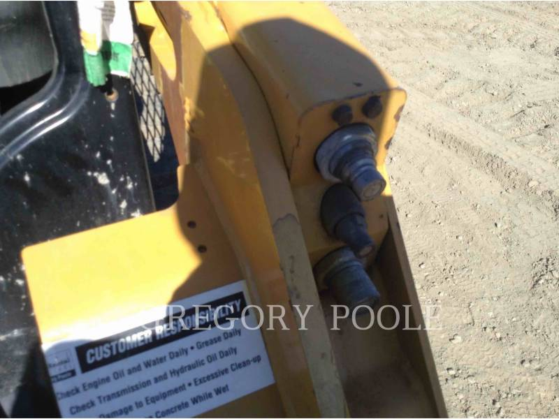 Caterpillar ÎNCĂRCĂTOARE PENTRU TEREN ACCIDENTAT 259D equipment  photo 12