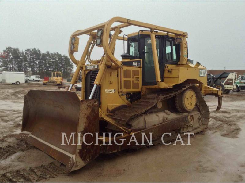 CATERPILLAR TRACK TYPE TRACTORS D6TX C equipment  photo 1