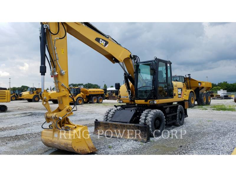 CATERPILLAR ホイール油圧ショベル M313D equipment  photo 1