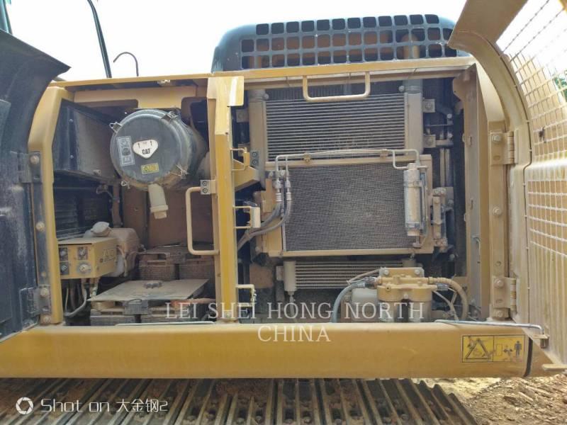 CATERPILLAR TRACK EXCAVATORS 323D2L equipment  photo 11