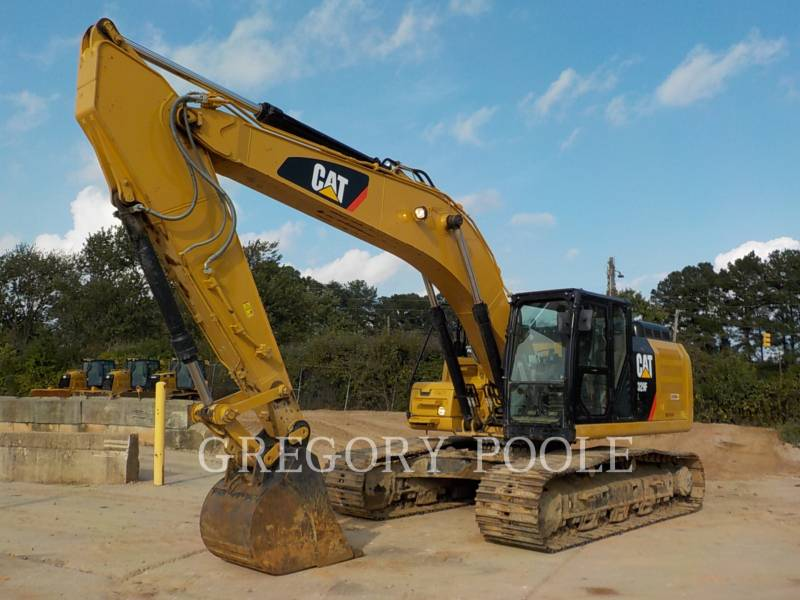 Caterpillar EXCAVATOARE PE ŞENILE 329F L equipment  photo 1