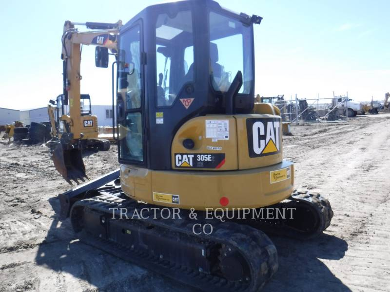 CATERPILLAR PELLES SUR CHAINES 305E2 CRCB equipment  photo 4