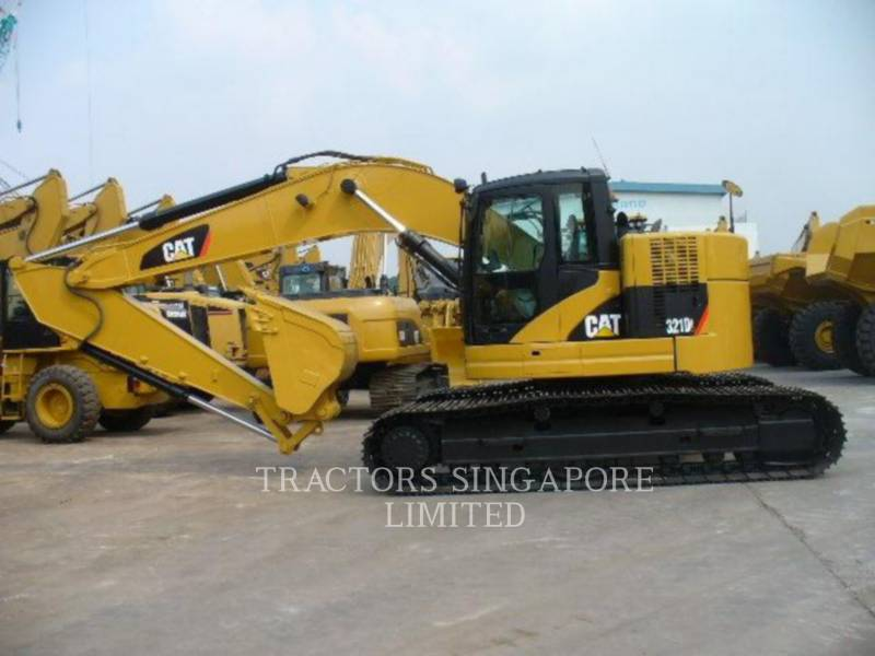 CATERPILLAR KOPARKI GĄSIENICOWE 321DLCR equipment  photo 5