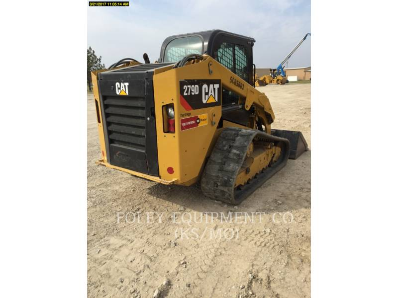 Caterpillar MINIÎNCĂRCĂTOARE RIGIDE MULTIFUNCŢIONALE 279DSTD2CA equipment  photo 3