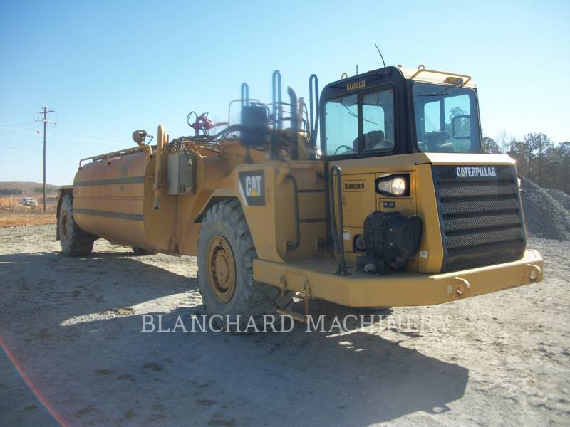 CATERPILLAR MOTOESCREPAS WW613G equipment  photo 2