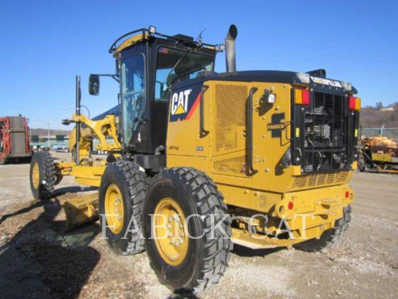 CATERPILLAR MOTOR GRADERS 140M AWD equipment  photo 5