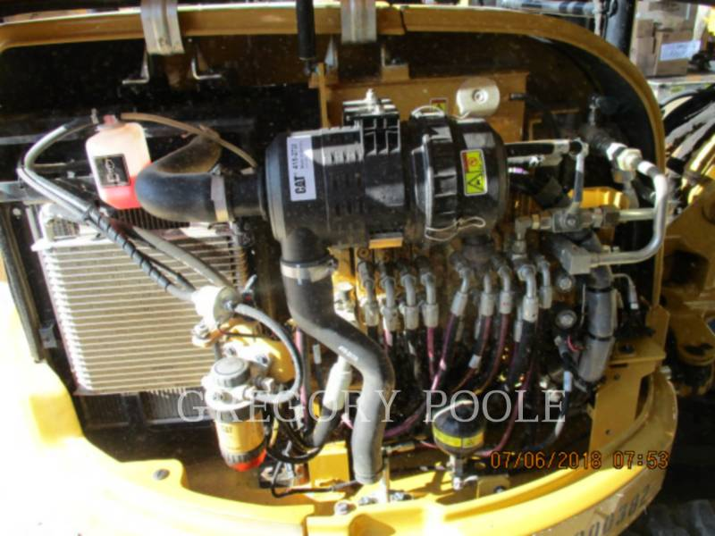 CATERPILLAR KETTEN-HYDRAULIKBAGGER 303.5E2 CR equipment  photo 8