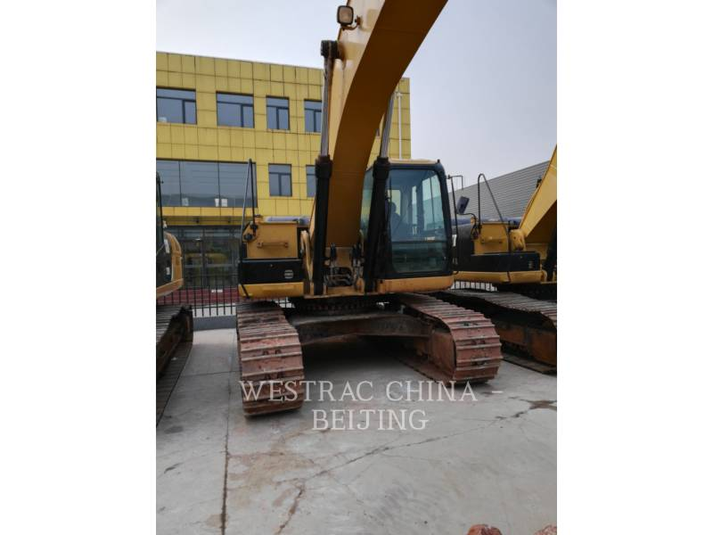 CATERPILLAR KETTEN-HYDRAULIKBAGGER 329D equipment  photo 7