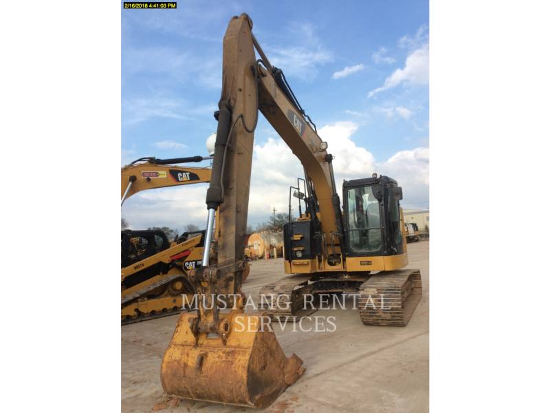 CATERPILLAR KETTEN-HYDRAULIKBAGGER 314 equipment  photo 1