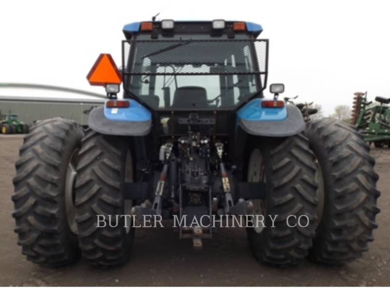 FORD / NEW HOLLAND AG TRACTORS TM165 equipment  photo 4