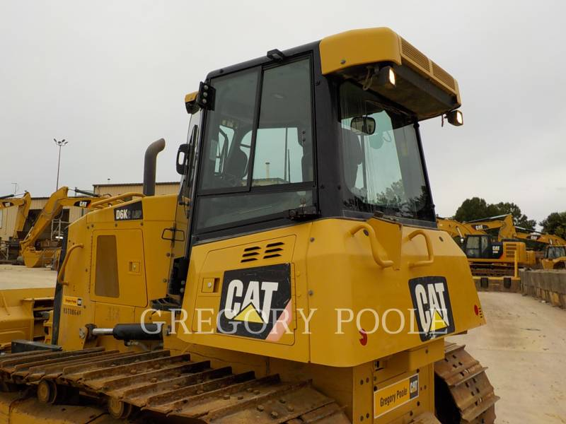 CATERPILLAR TRACTEURS SUR CHAINES D6K2 LGP equipment  photo 10