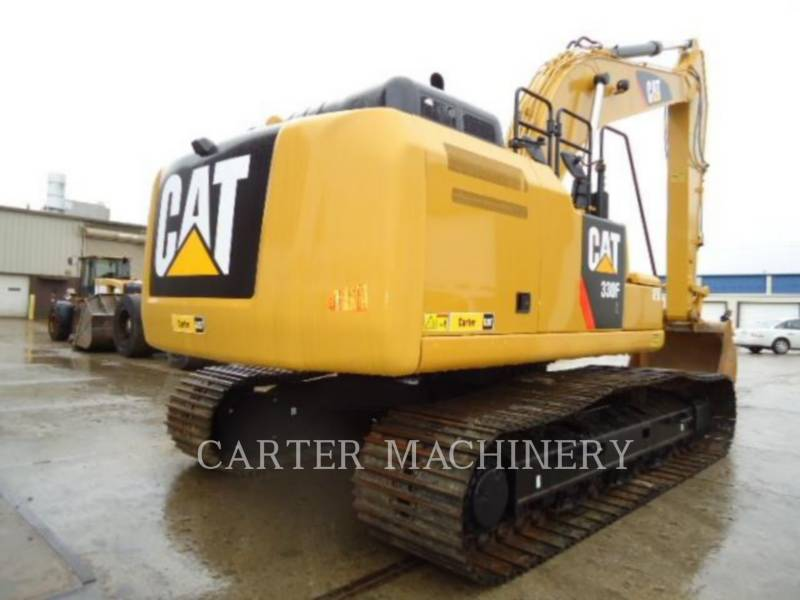 CATERPILLAR PELLES SUR CHAINES 330FL equipment  photo 5