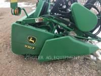 DEERE & CO. Cabezales 930F equipment  photo 8