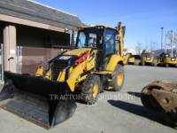 Equipment photo CATERPILLAR 420F24ETCB CHARGEUSES-PELLETEUSES 1