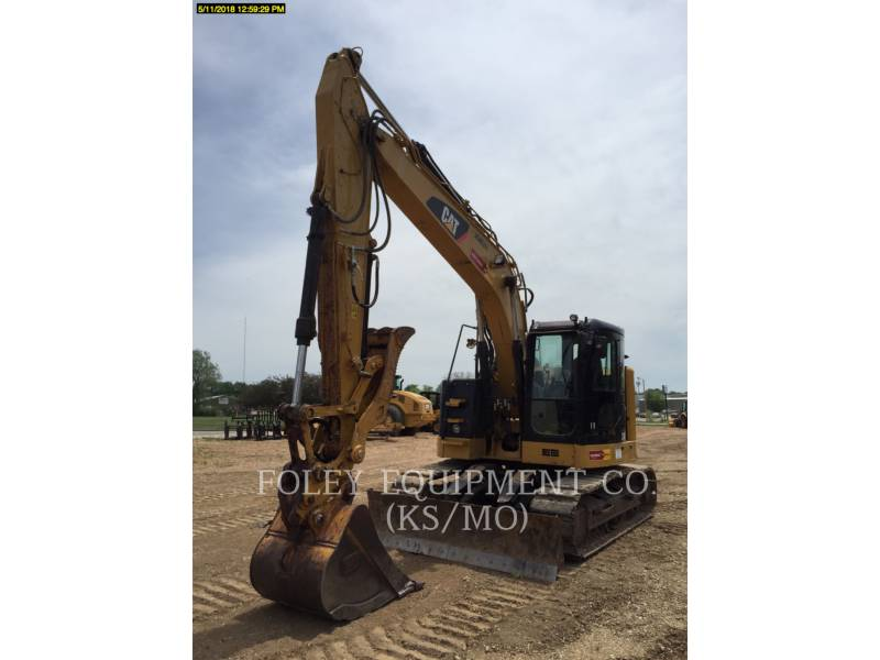 CATERPILLAR PELLES SUR CHAINES 314ELCR9 equipment  photo 1