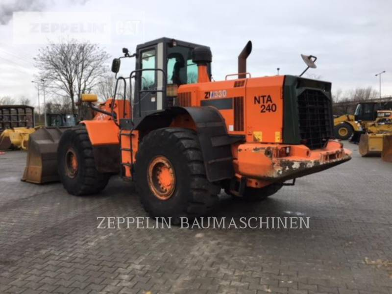 HITACHI WHEEL LOADERS/INTEGRATED TOOLCARRIERS ZW330 equipment  photo 3