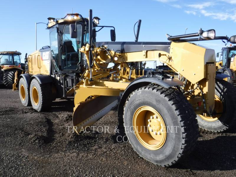 CATERPILLAR MOTOR GRADERS 160M2 LR equipment  photo 5