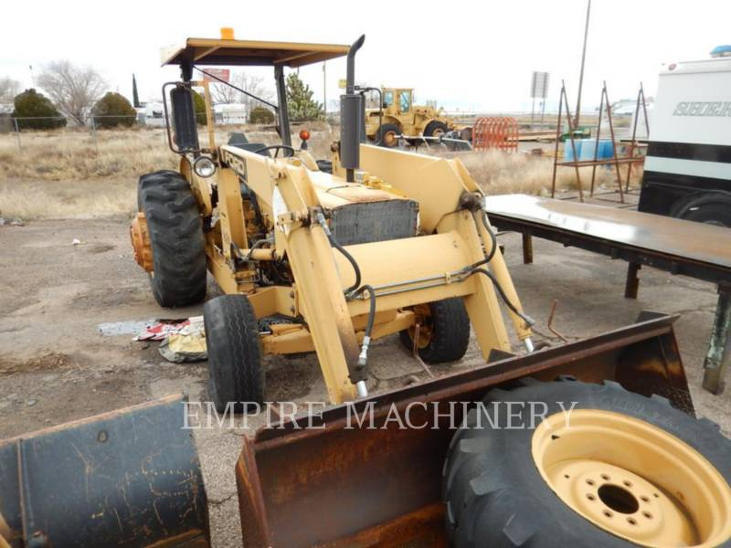 FORD / NEW HOLLAND 産業用ローダ 345C equipment  photo 4