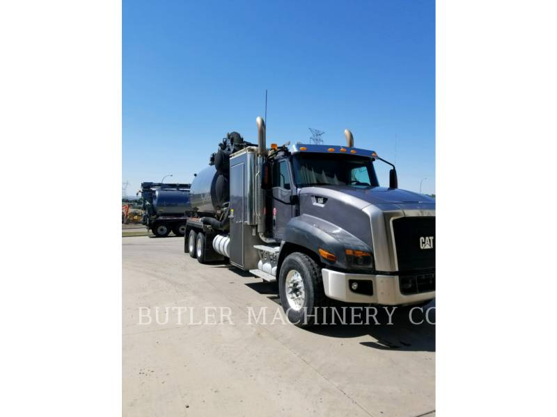 CATERPILLAR ON-HIGHWAY TRUCKS CT660 equipment  photo 2