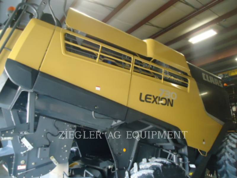 LEXION COMBINE COMBINADOS 730 equipment  photo 8