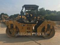 CATERPILLAR TANDEMOWY WALEC WIBRACYJNY DO ASFALTU (STAL-STAL) CB-54 equipment  photo 3