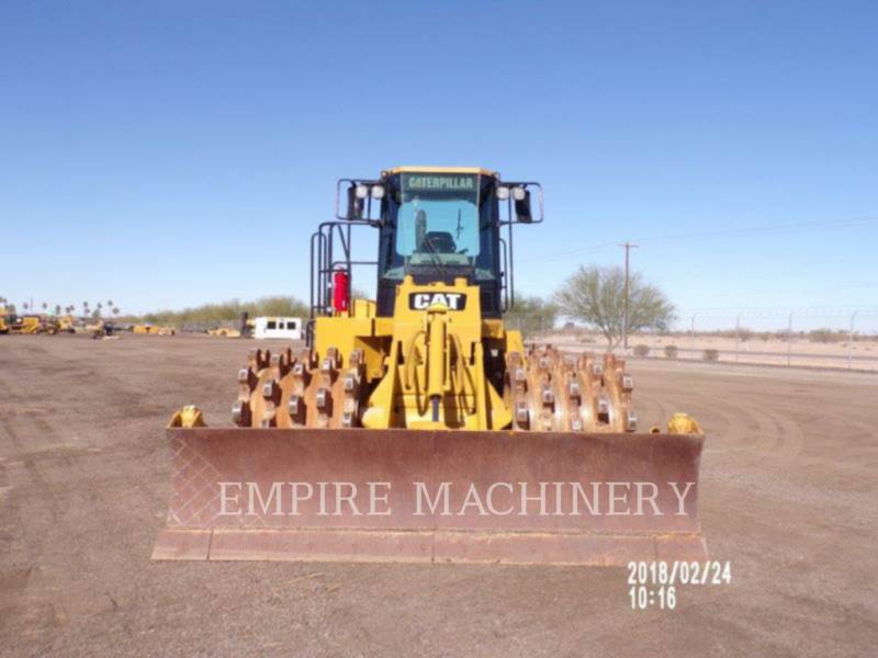 CATERPILLAR COMPACTORS 815FII equipment  photo 12