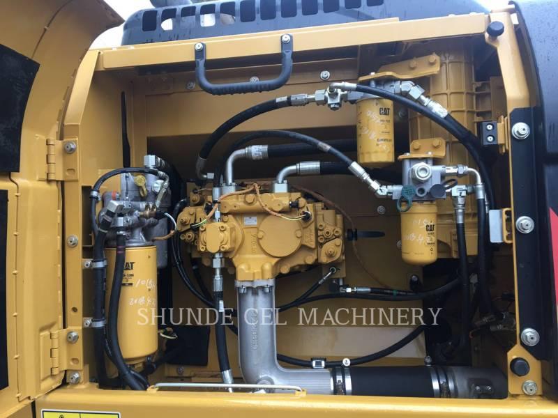 CATERPILLAR TRACK EXCAVATORS 330D2L equipment  photo 11