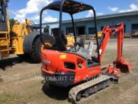 KUBOTA CANADA LTD. PELLES SUR CHAINES KX018-4 equipment  photo 3