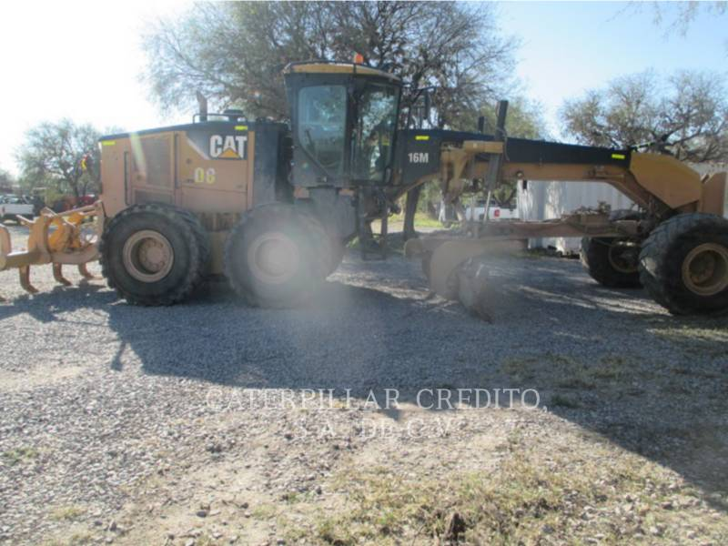 CATERPILLAR MOTORGRADER 16M equipment  photo 5