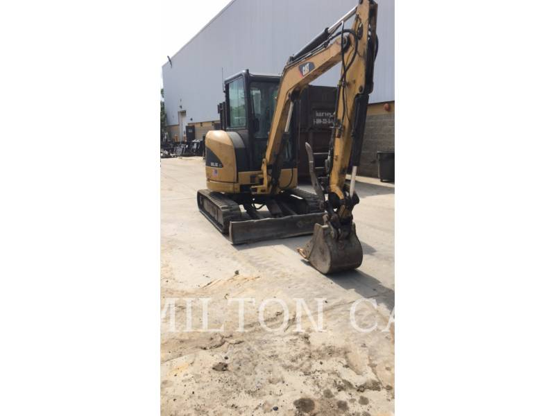 CATERPILLAR KETTEN-HYDRAULIKBAGGER 303.5CCR equipment  photo 3