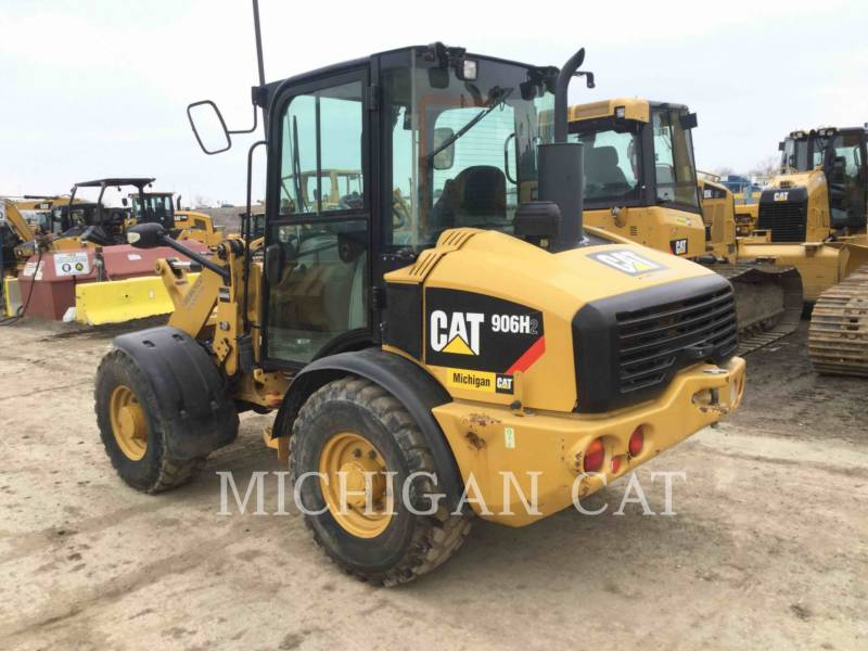 CATERPILLAR CARGADORES DE RUEDAS 906H2 equipment  photo 3