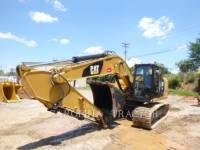 CATERPILLAR TRACK EXCAVATORS 323F equipment  photo 6