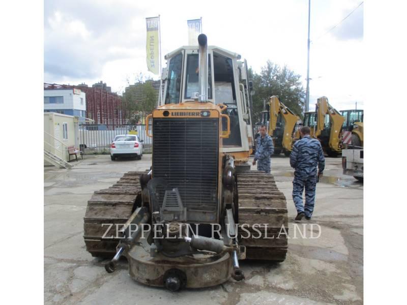 LIEBHERR TRACTORES DE CADENAS PR 714 XL LITRONIC equipment  photo 7