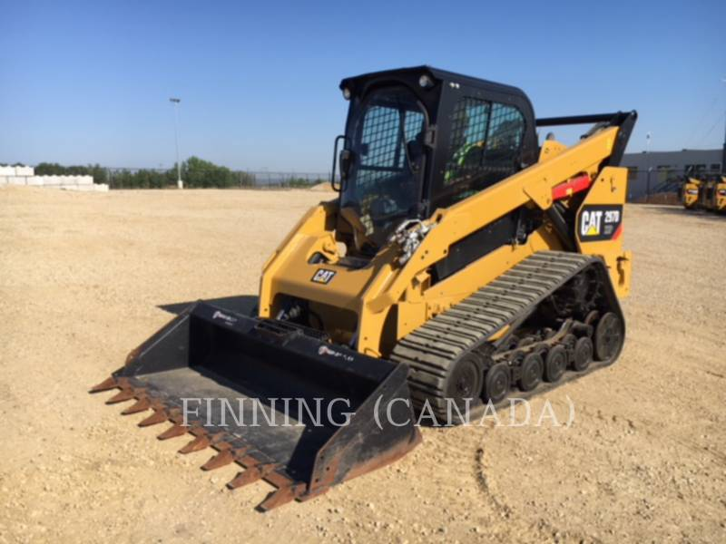 CATERPILLAR CARGADORES MULTITERRENO 297DXHP equipment  photo 2