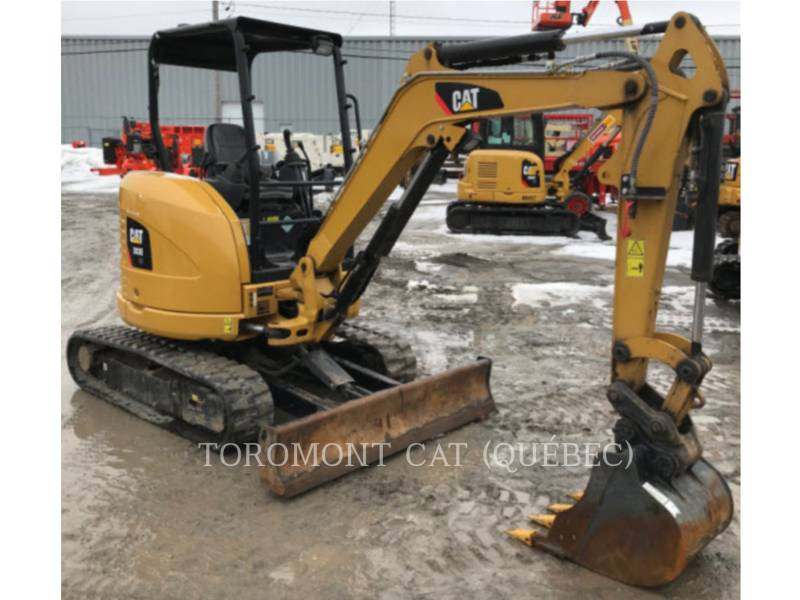 CATERPILLAR TRACK EXCAVATORS 303E CR equipment  photo 5