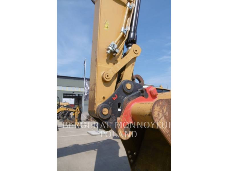 CATERPILLAR KETTEN-HYDRAULIKBAGGER 329ELN equipment  photo 7