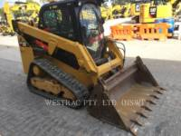 Equipment photo CATERPILLAR 249DLRC CARREGADEIRAS TODO TERRENO 1