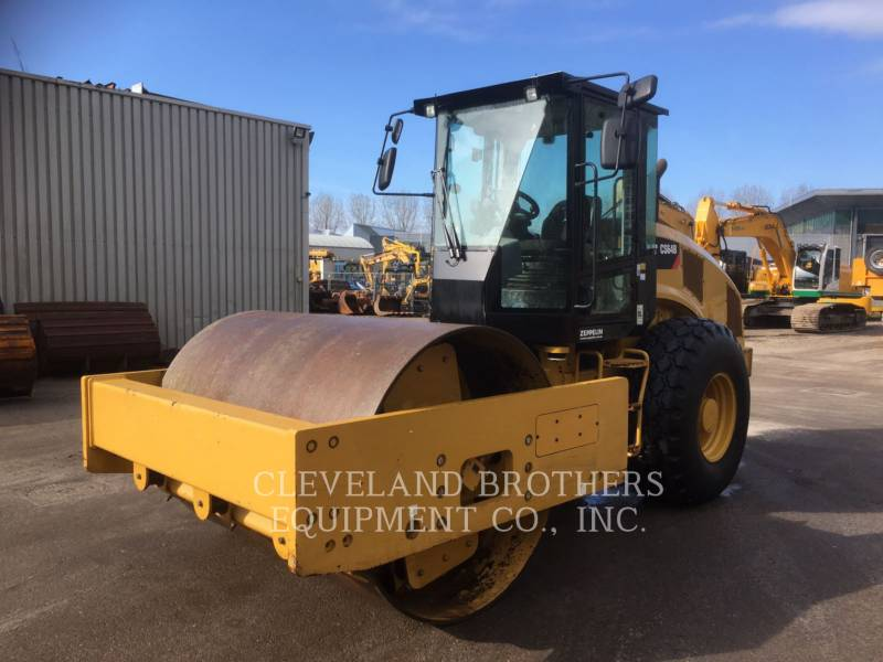 CATERPILLAR COMPACTORS CS64B equipment  photo 1