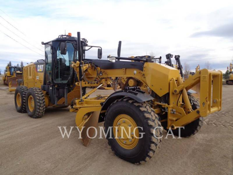 CATERPILLAR MOTORGRADER 12M2AWD equipment  photo 4