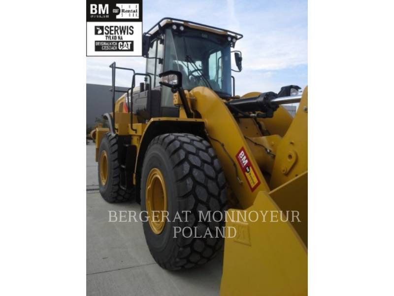CATERPILLAR RADLADER/INDUSTRIE-RADLADER 962 M (2017) equipment  photo 1