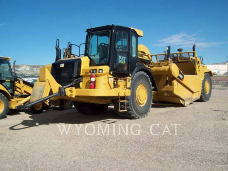 CATERPILLAR MOTOESCREPAS 627H equipment  photo 1