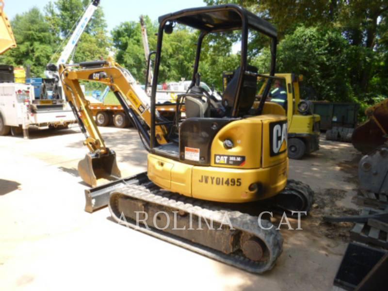 CATERPILLAR EXCAVADORAS DE CADENAS 303.5E2 equipment  photo 3
