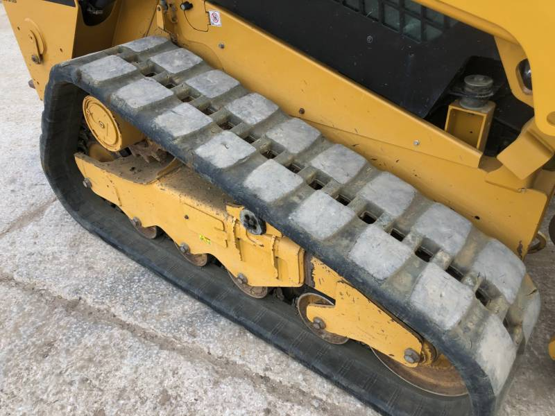 CATERPILLAR DELTALADER 259 D equipment  photo 14