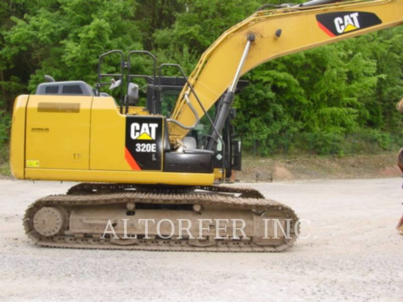 CATERPILLAR EXCAVADORAS DE CADENAS 320EL TH equipment  photo 3