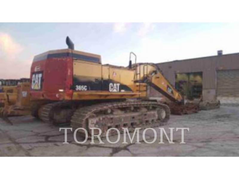 CATERPILLAR PELLES SUR CHAINES 365CL equipment  photo 1